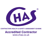 Contractors health and safety scheme accredited contractor