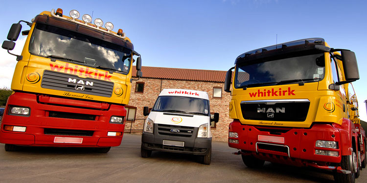 Whitkirk tractor units