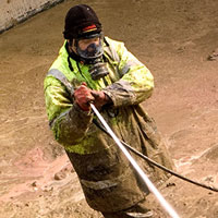 Tank Cleaning & Drain Jetting