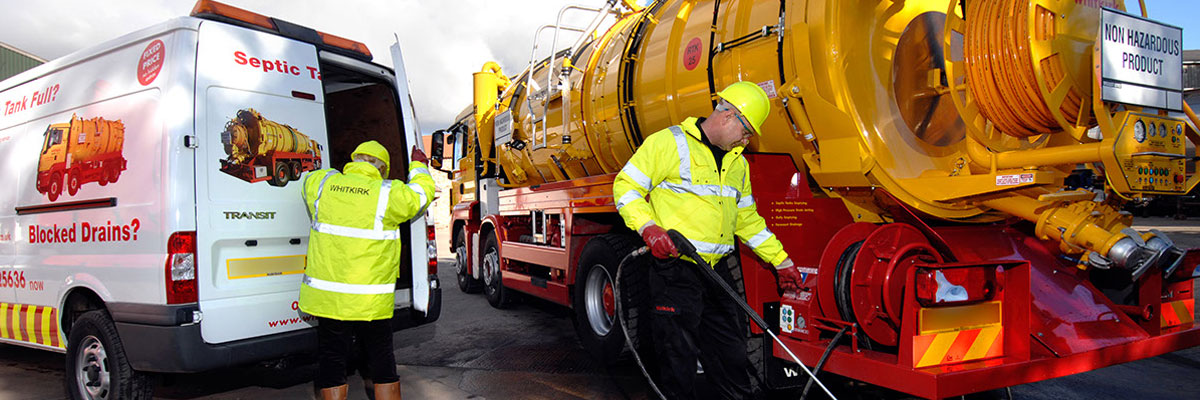 Emergency Waste Management Services