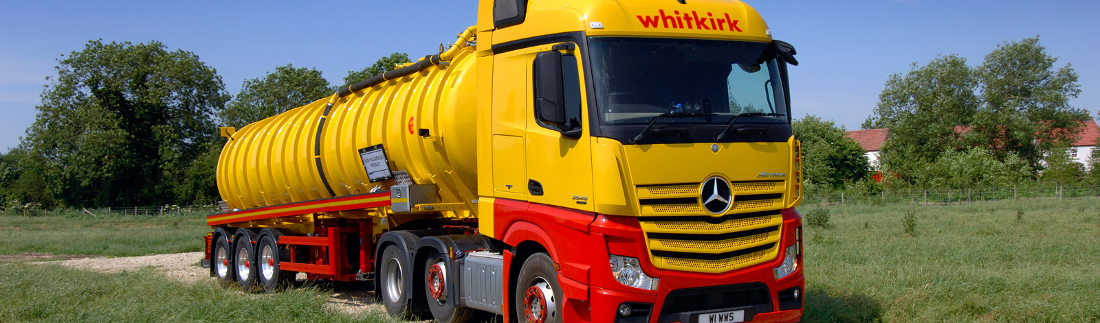 Whitkirk Vehicle Header