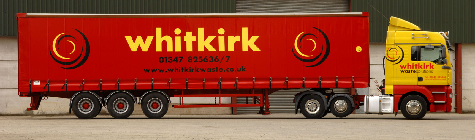 Whitkirk Lorry