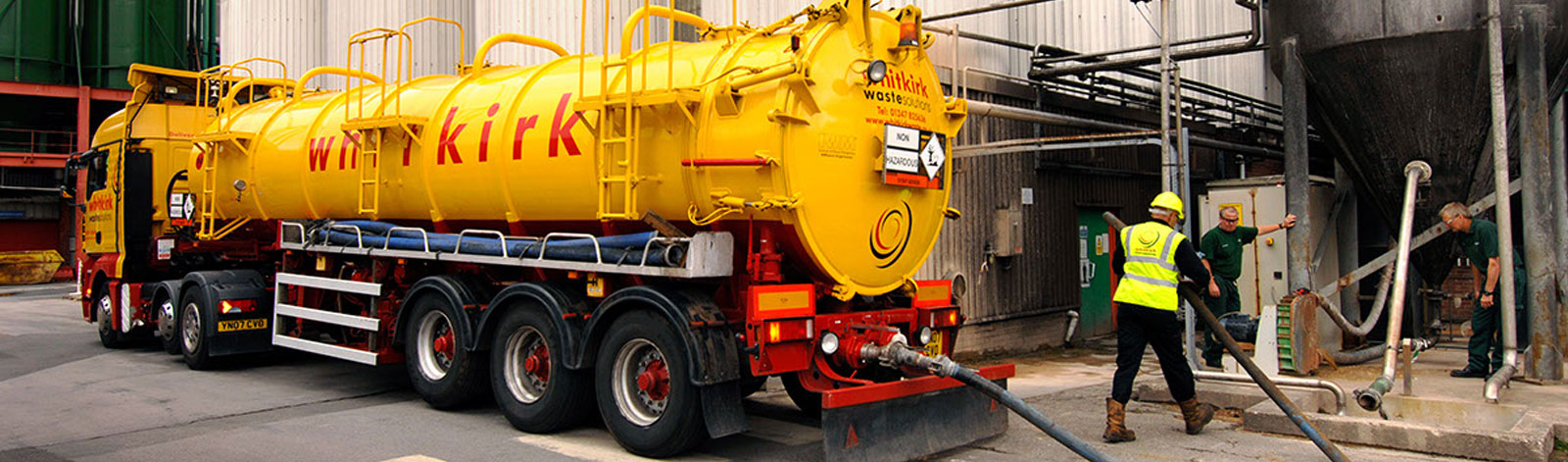 Industiral Waste Disposal Services